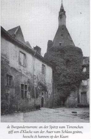 clervaux - Clervaux - le chateau Bilderbouch-17