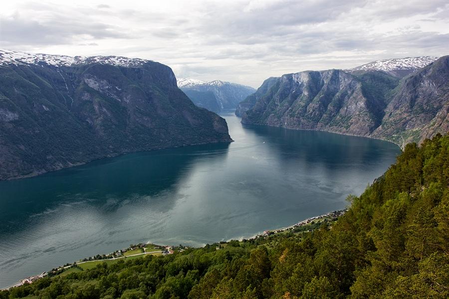 Роскошные пейзажи Норвегии - Страница 3 1667380