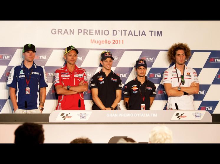 [MotoGP] Mugello Ita_pressconf_high_slideshow