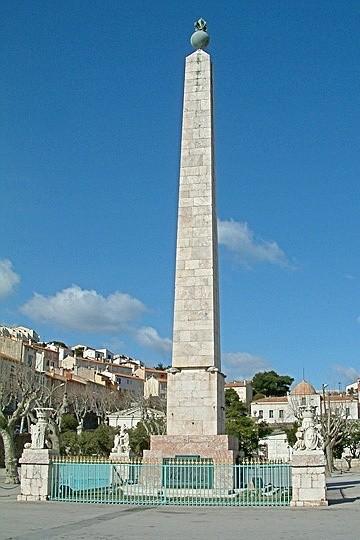 Maquette d'un monument dédié à Louis XVI 153904_1_obelisque-port_obelisque-port