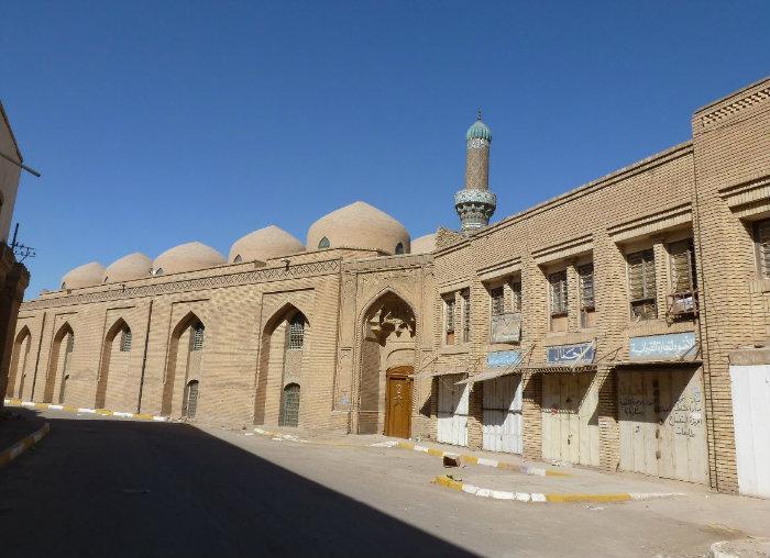 من أقدم المساجد في العراق 88_big