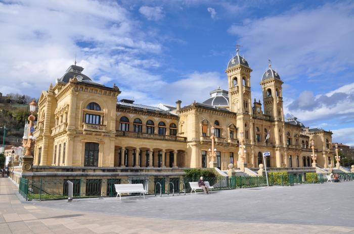 Ayuntamiento de San Sebastián / Donostiako udaletxea