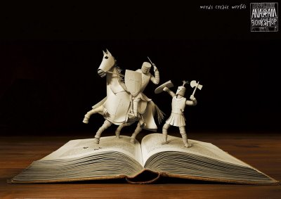[Art] Livres objets-Livres d'artistes - Page 2 ANAGRAM_Knights