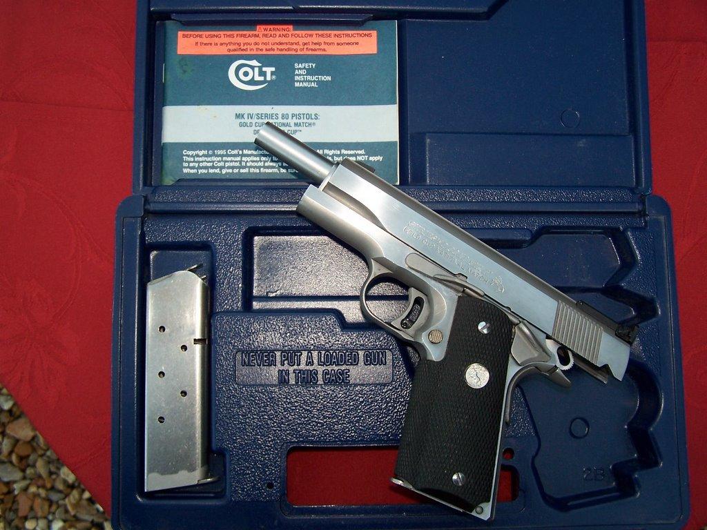 Demande d'avis. Colt 1911 vs CZ 75  Gold%20cup%20open