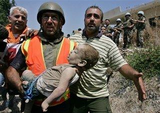 Vidéo N°7 <Le conditionnement des enfants Palestiniens> AP%20Qana%2005