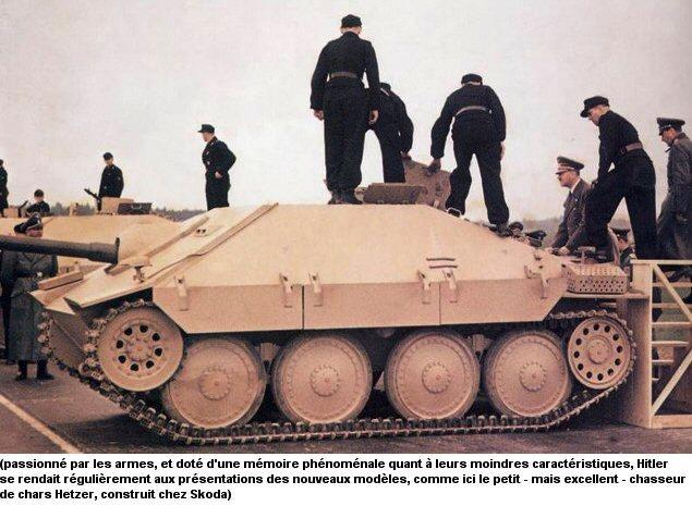 panzer 38(T) Hetzer