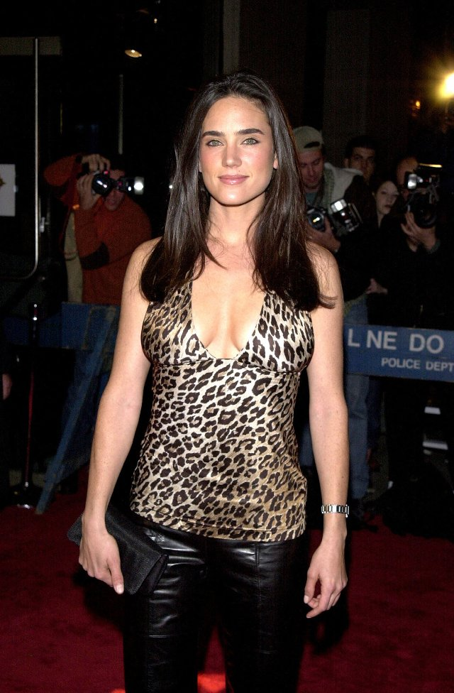 ¿Cuánto mide Jennifer Connelly? - Altura - Real height Connelly23