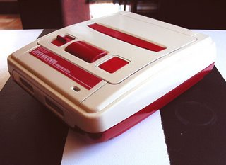 -= CUSTOM SUPER NES  =- Snesfamicom4