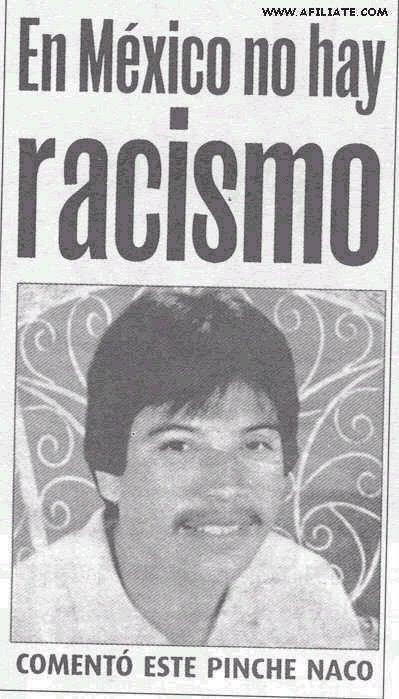 PUES SÍ... ESTAS COSAS OCURREN... - Página 8 Racismo.5