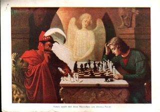 The United States of the Solar System: A.D. 2133 (Book Two) Chess%20with%20Satan
