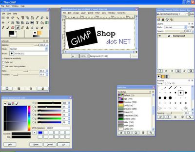 photoshop GIMPShop-Windows2