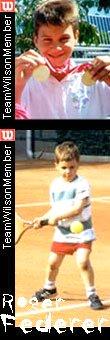 Roger de niño Young%20federer11