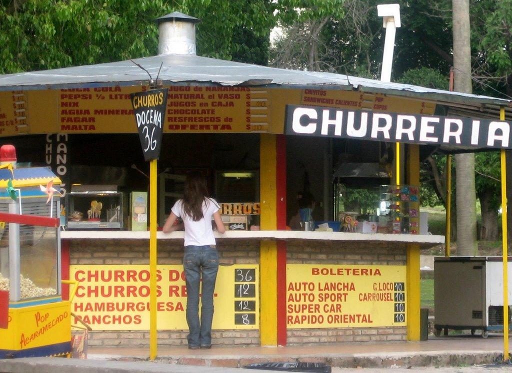 Receta de Churros Españoles Churreria2