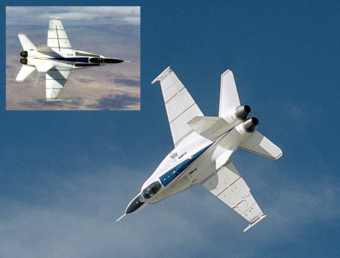 الطائرة X-53 X-52-1
