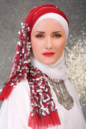 أجعلي أناقتك في حجابك , اناقة الحجاب  Images-6479898a5557