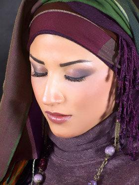 أجعلي أناقتك في حجابك , اناقة الحجاب  Images-74849ca41d85