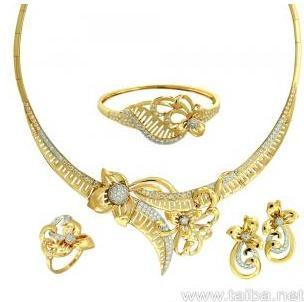 اطقم ذهب و شبكات من مجوهرات طيبه Images-778730130487