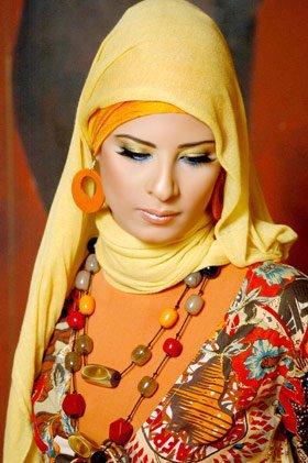 أجعلي أناقتك في حجابك , اناقة الحجاب  Images-826af8956971