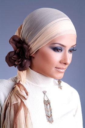 أجعلي أناقتك في حجابك , اناقة الحجاب  Images-e32f987d7891
