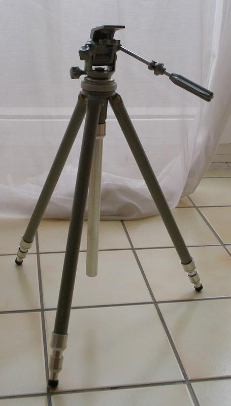 Vends vieux trépied Gitzo - 50€ K7013765