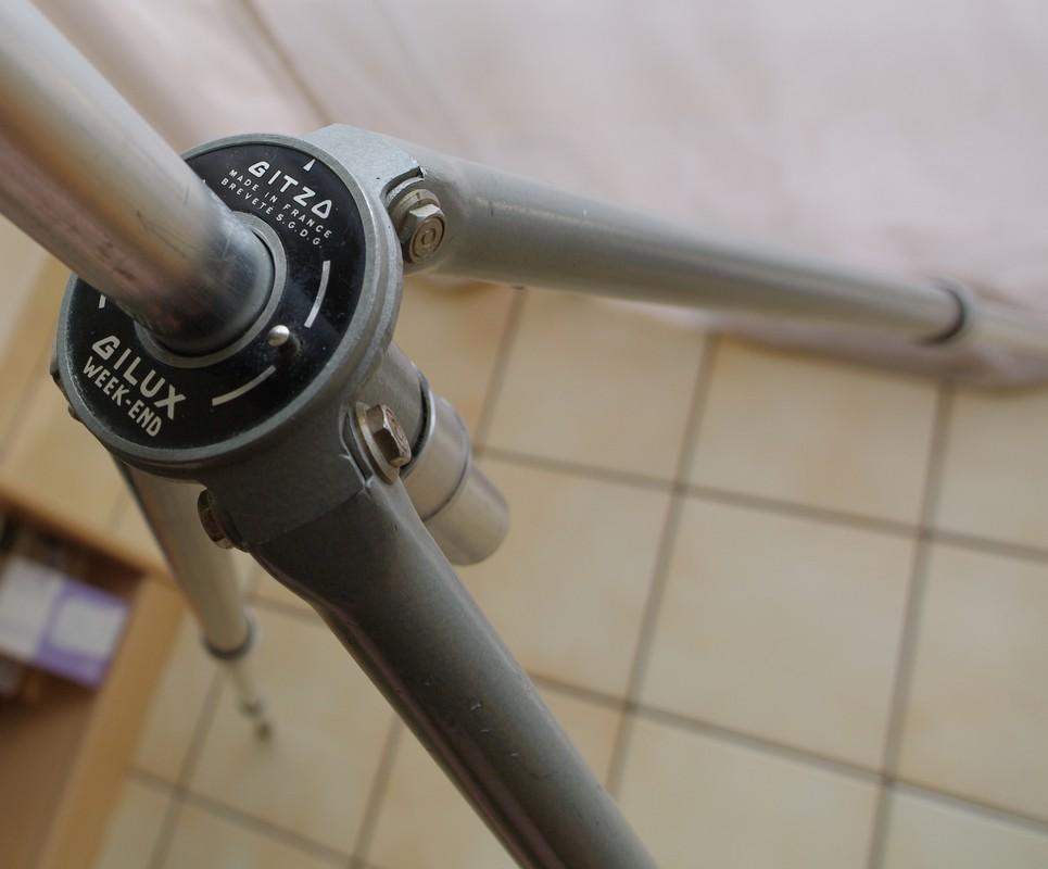 Vends vieux trépied Gitzo - 50€ K7013771