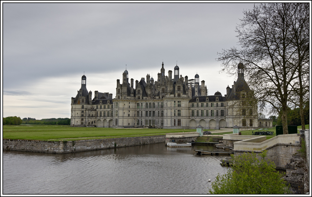 Le château de Chambord K5A16484
