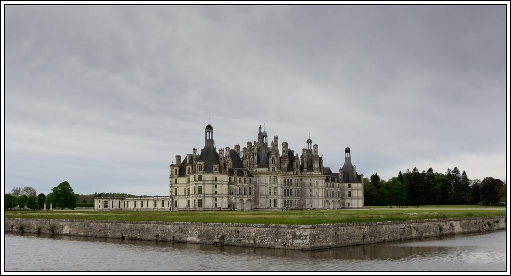 Le château de Chambord K5A16489
