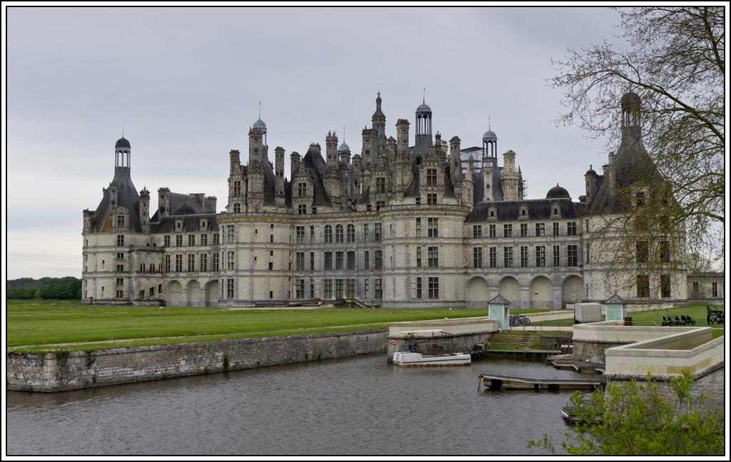 Le château de Chambord K5A16501
