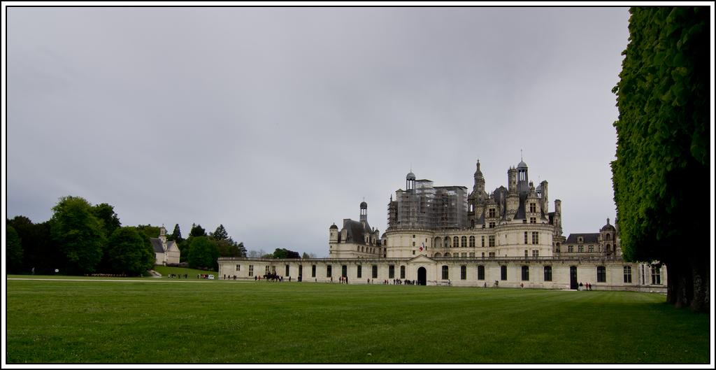 Le château de Chambord K5A16531