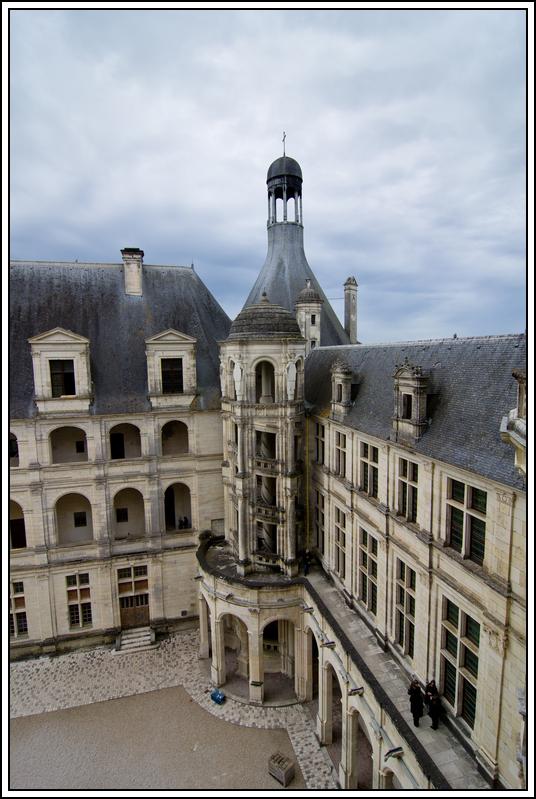 Le château de Chambord K5A16574