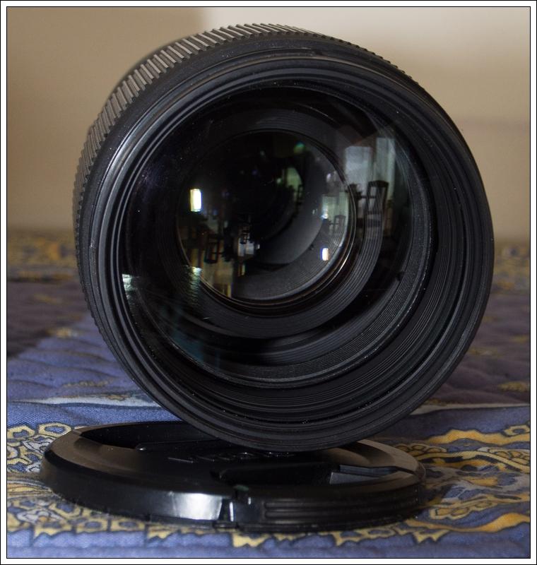 Vendu Sigma Sigma 100-300mm F4 EX APO + teleconvertisseur x1.4 (vendu) OMD03457