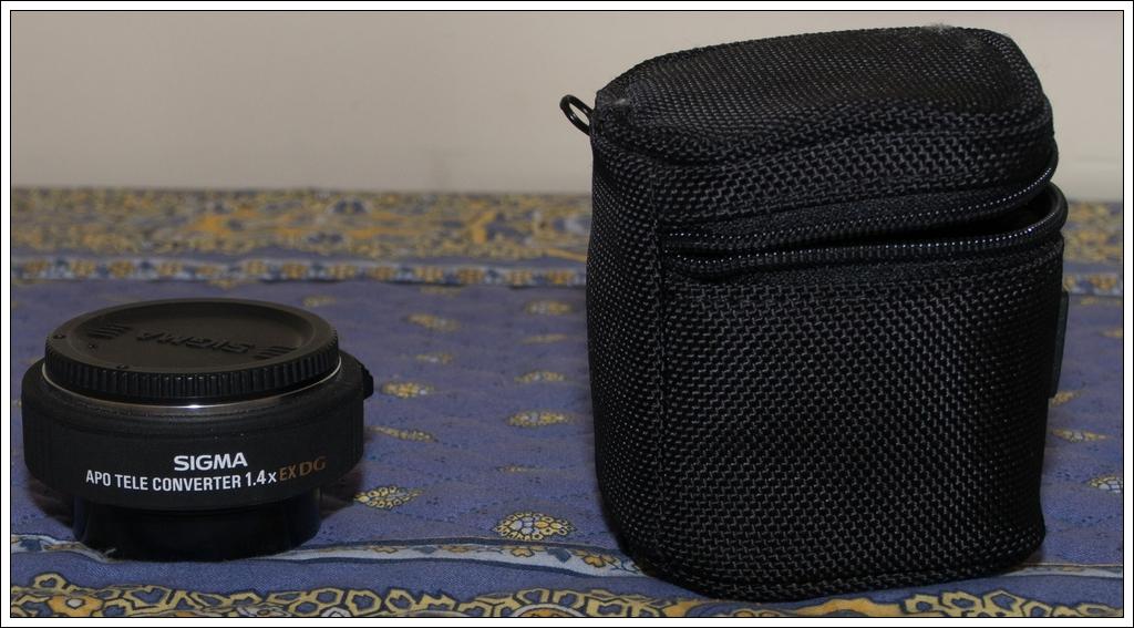 Vendu Sigma Sigma 100-300mm F4 EX APO + teleconvertisseur x1.4 (vendu) OMD03459