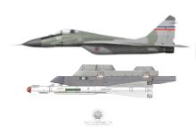 MiG-29 7i078e-h1c