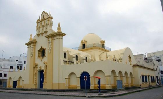 بلاد المغرب بالصور Morocco___Spanish_Church