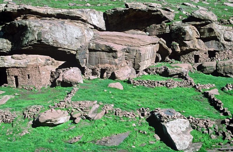 بلاد المغرب بالصور Ourika2