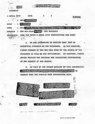 Divers: Top secret ovni les documents insolites et mystérieux 14596_jpg