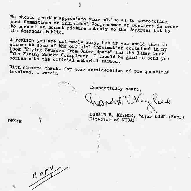 (1959) Le Major Keyhoe écrit au Président Truman Nicap3_jpg