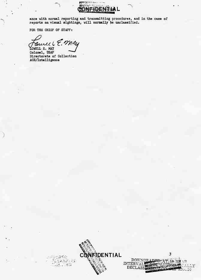 """(1950) Télétype top secret récupération des véhicules spatiaux """"étrangers"""" Moondust3_jpg"""