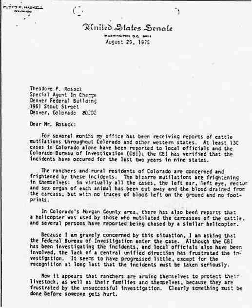 (1975) Un sénateur demande l'aide du FBI au sujet des mutilations de bétail Rosack1_jpg