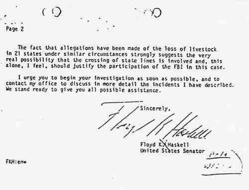 (1975) Un sénateur demande l'aide du FBI au sujet des mutilations de bétail Rosack2_jpg