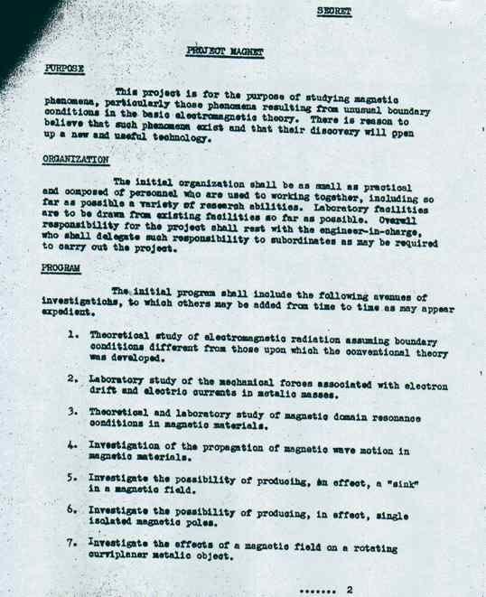 (1954) le projet Magnet l'un des documents les plus importants concernant les OVNIS Copysmith1_jpg