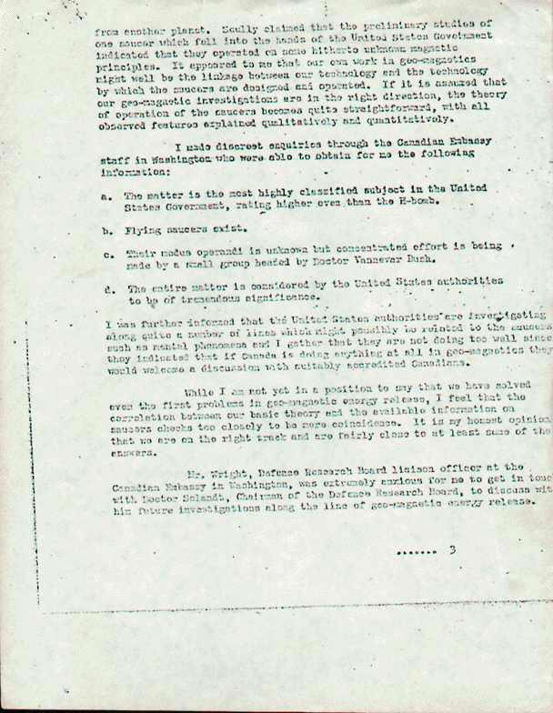 (1954) le projet Magnet l'un des documents les plus importants concernant les OVNIS Smithmemo2_jpg
