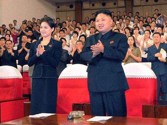 La primera dama de Corea del Norte se exhibe con productos de lujo - Página 4 4829232_617179