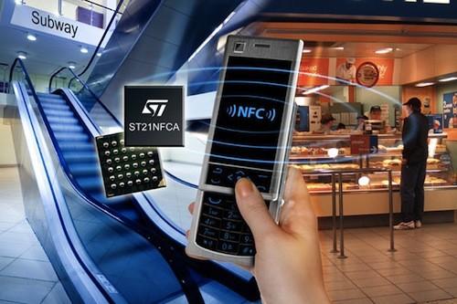 """Những tiện ích """"tuyệt vời"""" mà công nghệ NFC mang lại I2C6B"""