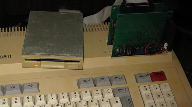 электроника - УКНЦ Электроника МС0511. Uknc