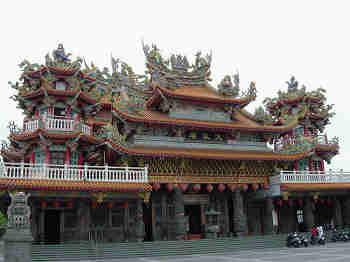 Taoïsme 道教, la religion des natifs chinois 中國人。 49ead873b0789