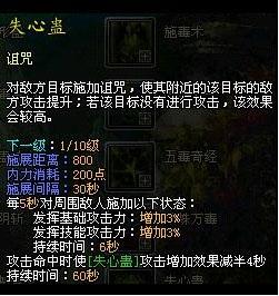 [Kiếm Thế] Tổng hợp skill 120 của các phái (bản gốc china) M11