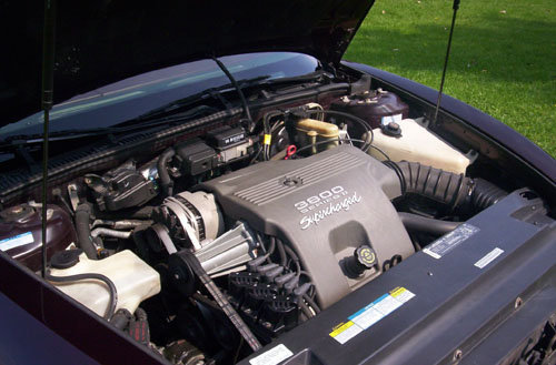 BMD's 1996 Riviera 363100684