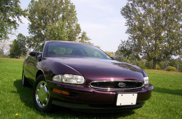BMD's 1996 Riviera 378241974
