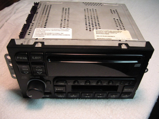 Write-Up: Replacing bulbs in a G-Body Riviera head unit 389505540